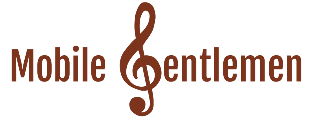 Mobile Gentlemen - Mobile Band - LOGO